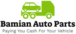 Bamian Auto Parts | Car Wreckers Auckland, Car Parts, Truck Wreckers, Ute Wreckers Logo