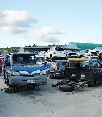 Car Wreckers Botany - Bamian Auto Parts